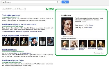 Google Search Knowledge Graph Technology