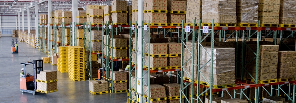 Logistics WArehouse Weighing Solutions