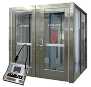 Access Control for Bank Safes