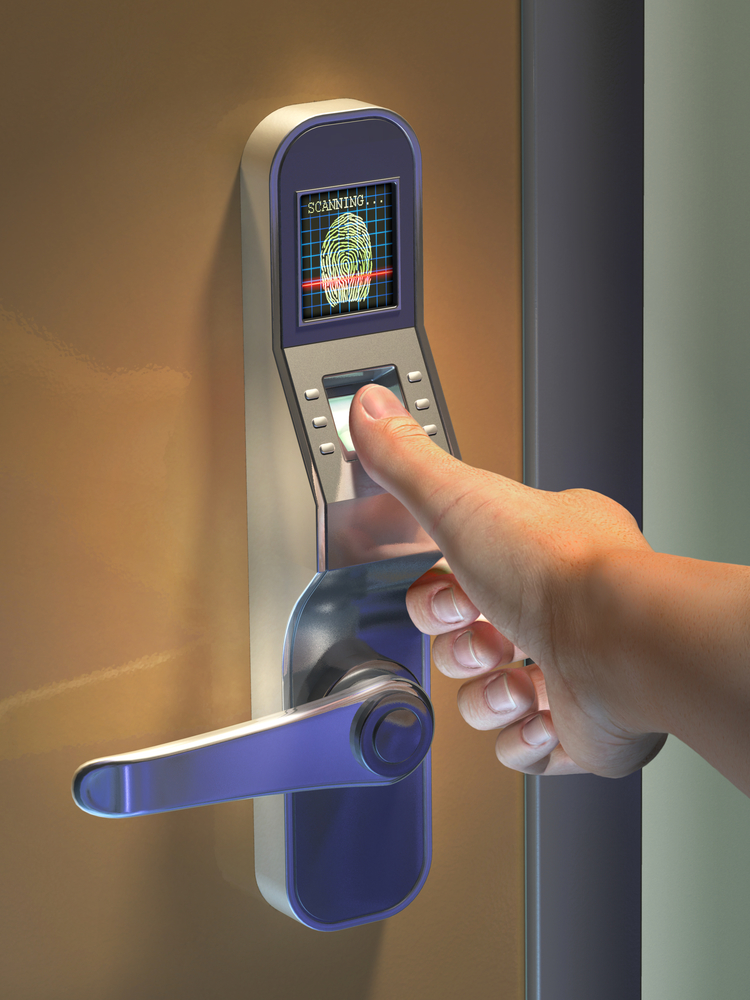 bank vaults access control technology