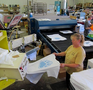 Screen Printing Company Traverse City, MI