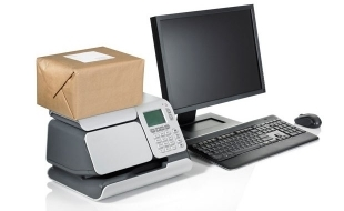 postage machine for business